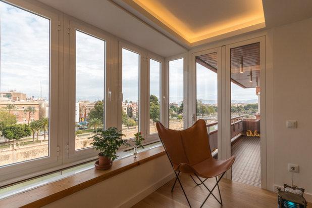 Contemporáneo Sala de estar by Ecoproyecta