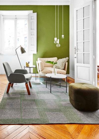 Contemporáneo Sala de estar by GAN rugs