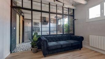 Proyecto residencial - Parquets y suelos madera