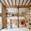 12 ideas para organizar una biblioteca en el salón