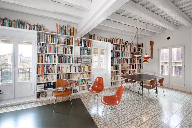 Contemporáneo Sala de estar by manrique planas arquitectes