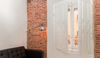 Reforma integral apartamento 30 m2 Abascal Madrid