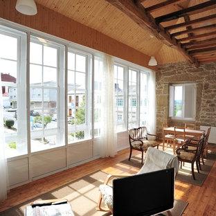 Rehabilitación de vivienda en Guitiriz (Lugo) - Salón-comedor
