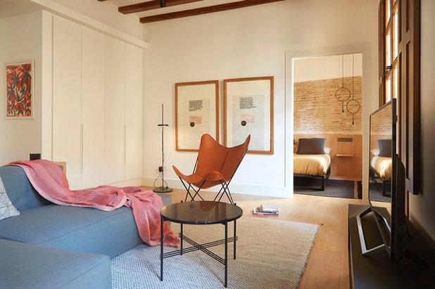 Contemporáneo Sala de estar by Coblonal Interiorismo
