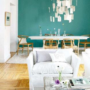 Salón- living room