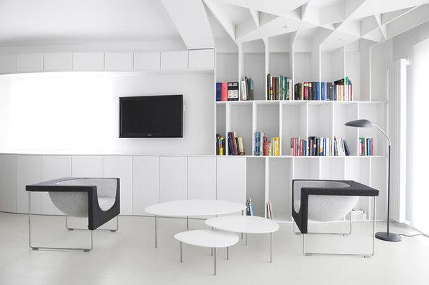 Contemporáneo Sala de estar by STUA