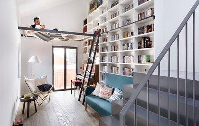 8 ideas para transformar un espacio difícil en un rincón singular