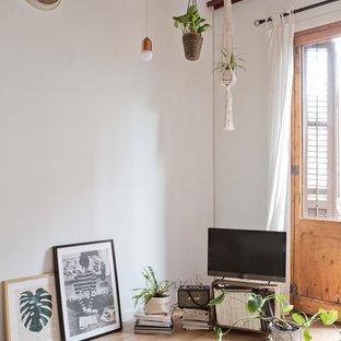 Una reforma rápida y eficaz para un luminoso piso en Barcelona