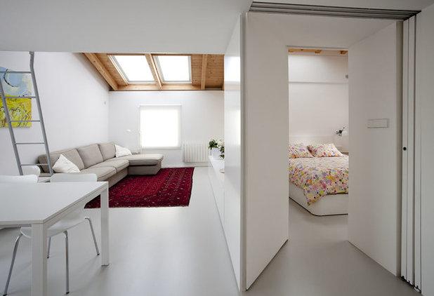 Contemporáneo Sala de estar by pura arquitectura