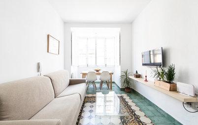 Casas Houzz: Un dúplex en Sevilla lleno de luz y artesanía