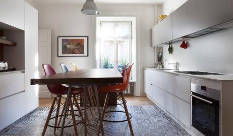 Da 2 Appartamenti a Uno (Ma Con L'opzione di Dividere di Nuovo)
