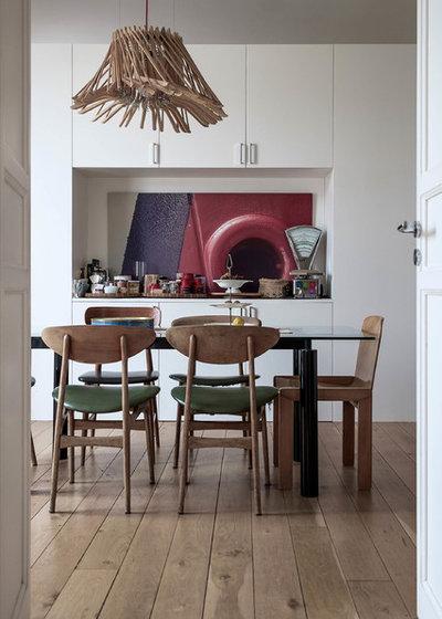 Modern Esszimmer by Giovanni Costagliola Archifotografia