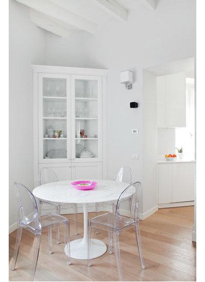 Contemporaneo Sala da Pranzo by Clara Bona - studio98