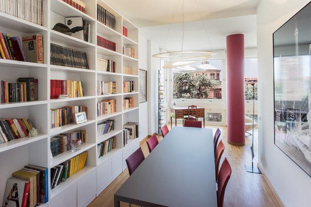 Contemporaneo Sala da Pranzo by Pierpaolo Iannone Architetto