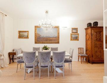 appartamento classico/borghese
