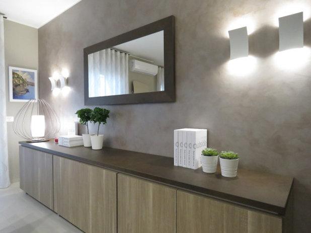 Contemporaneo Sala da Pranzo by Vivy Lombardo - Arch. d'Interni