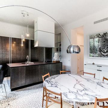 Appartamento di 150mq in Milano Porta Romana - Arch. Daniele Bongiorni