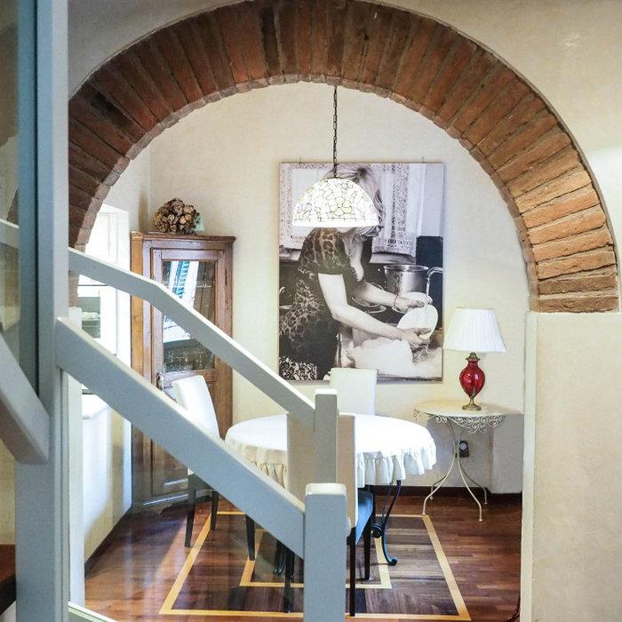 Appartamento su due livelli centro storico