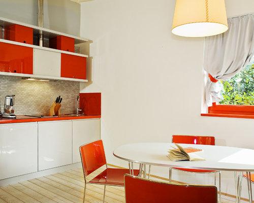 Houzz idee arredamento interior design e for Planimetrie della sala da pranzo della cucina aperta
