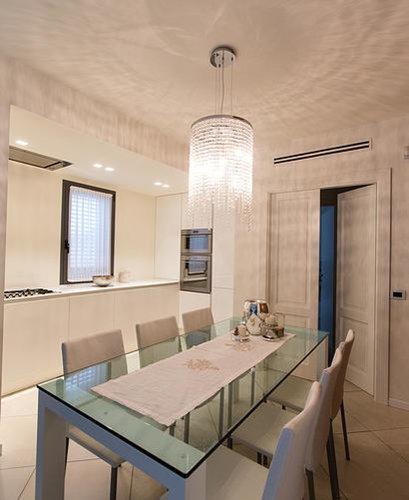arredamento minimal - corian - casa mr - Casa Arredamento Minimal