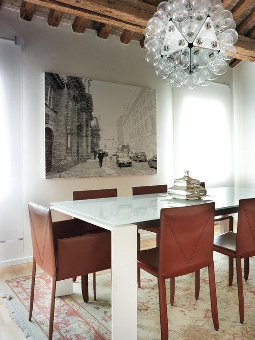 Lampadario per la sala da pranzo - Foto e idee | Houzz