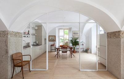 8 Idee per Separare con Stile la Sala da Pranzo dal Salotto
