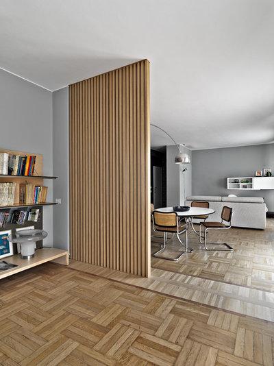 Contemporaneo Sala da Pranzo by Emanuela Terrile