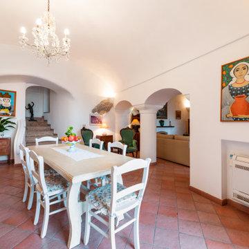 Casa Claudius - Sala da pranzo