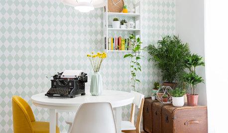 Prima e Dopo: Relooking in Stile Nordico con Semplicità e Colore