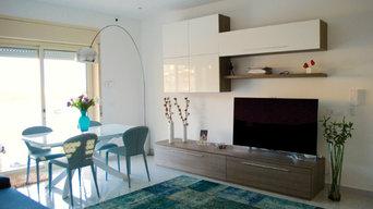 Casa DS: progetto d'interni