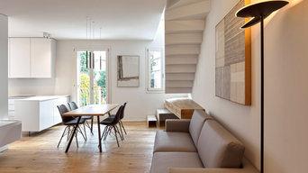 Casa M | luce e calore in 80 mq
