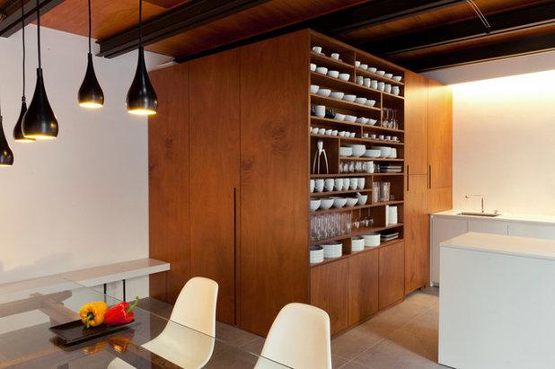 Contemporaneo Sala da Pranzo by Paola Maré Interior designer