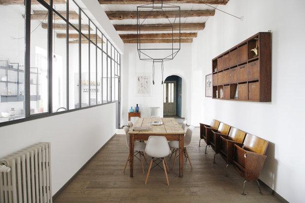 Industriel Salle à Manger by Nicoletta Carbotti