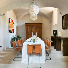 Houzz Tour: Medieval Meets Modern in Italy