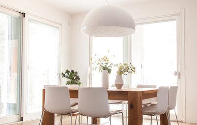 Illuminare il Tavolo da Pranzo Grazie alle Regole dei Pro