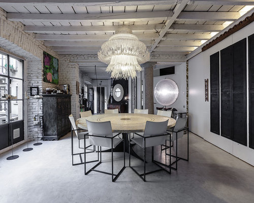Our 50 Best Industrial Dining Room Ideas Designs