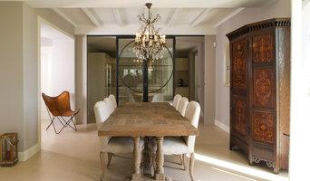 Interior design di villa privata