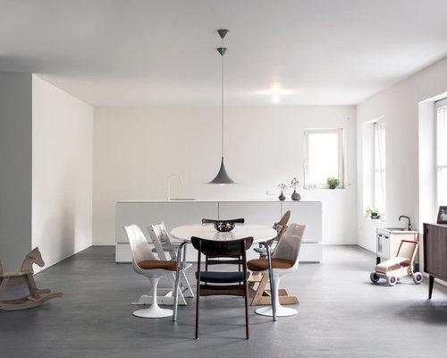 Esszimmer skandinavisch  Skandinavische Esszimmer: Design-Ideen, Bilder & Beispiele