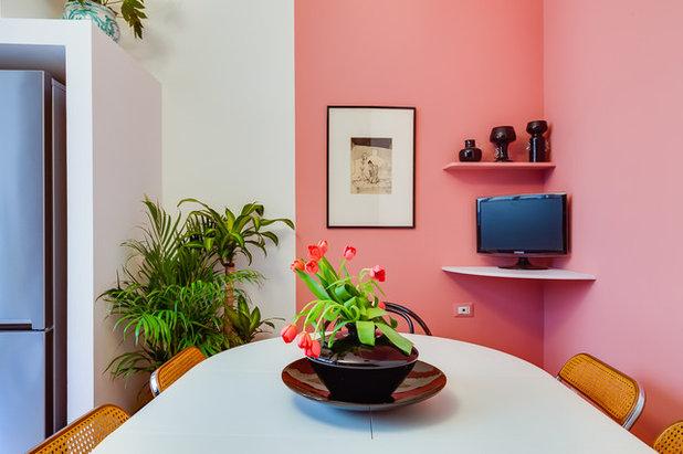 Contemporaneo Sala da Pranzo by ImagoArch