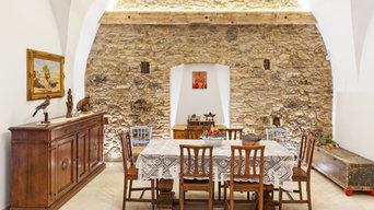 Masseria Verrascian Restauro conservativo e ampliamento struttura