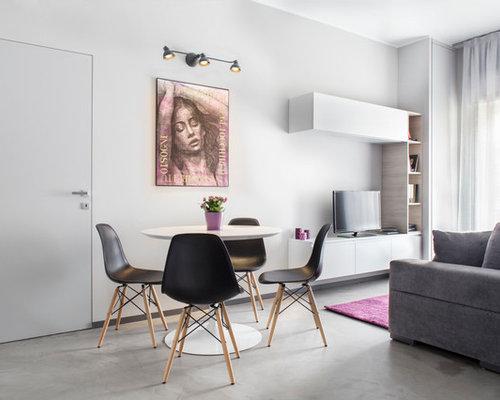 Sala da pranzo moderna - Foto, Idee, Arredamento