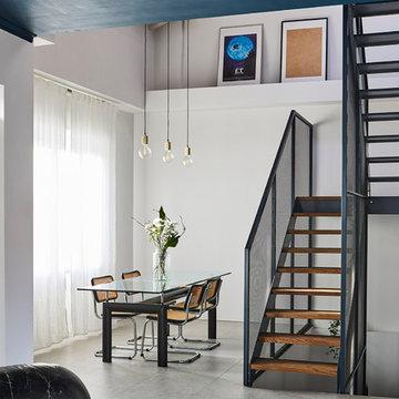 Openspace living room - Zona pranzo