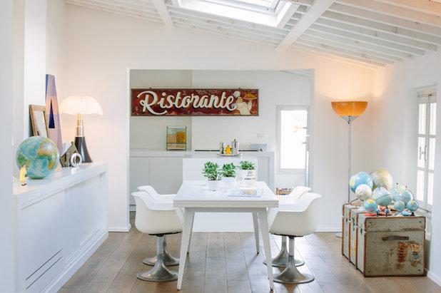 Tavoli Da Cucina Per Piccoli Spazi. Simple Il Tavolo Allungabile ...