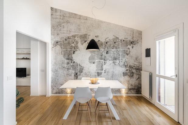 Contemporaneo Sala da Pranzo by Mauro Soddu