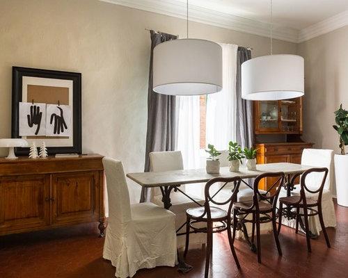Sala da pranzo classica Bologna - Foto, Idee, Arredamento