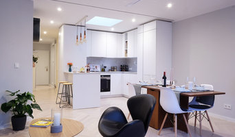 Rooftop apartment renovation