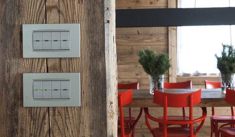 Quale Stile Scegliere per la Placca degli Interruttori di Casa?