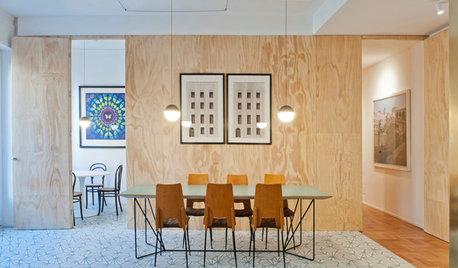 Houzz Tour: Milan Apartment Channels Midcentury Italian Design
