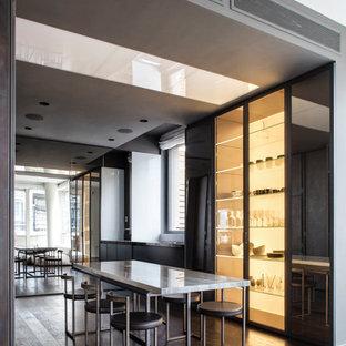 Sala da pranzo contemporanea - Foto, Idee, Arredamento