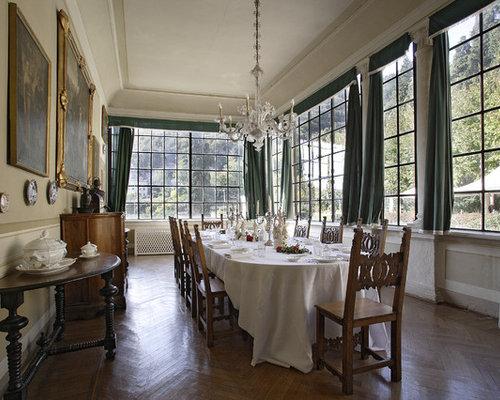 Foto e idee per sale da pranzo sala da pranzo classica - Arredare sala da pranzo classica ...